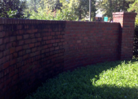Brick Wall Washing